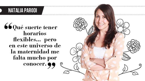 """Natalia Parodi: """"Los pequeños del parque"""""""
