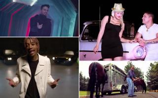 Las 15 canciones que más sonaron en el año 2015 [VIDEOS]