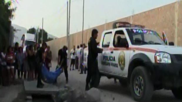 Huaral: muere pareja de esposos por vuelco de camioneta
