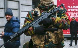 Bélgica frustra atentados terroristas en Bruselas en Año Nuevo