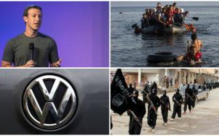 Encuesta: ¿Cuánto recuerda de las noticias mundiales del 2015?