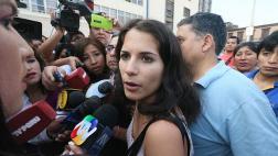 """Eva Bracamonte tras juicio: """"No tengo idea lo que voy a hacer"""""""