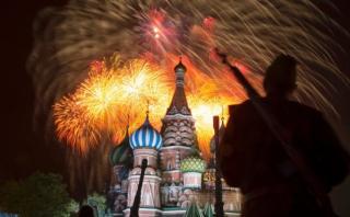 La Plaza Roja estará cerrada al público en Año Nuevo
