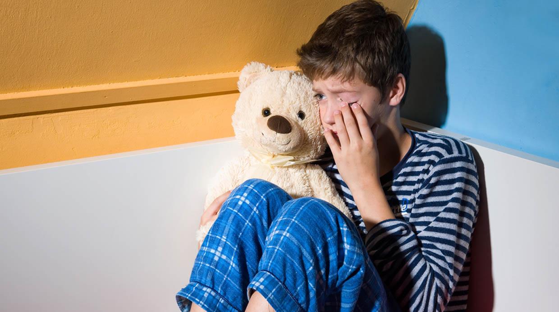 Descubre cómo ayudar a tu hijo a no tener miedo
