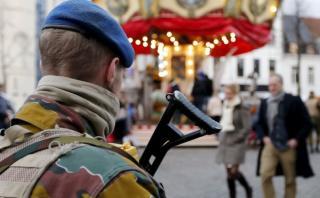 Bruselas cancela fiestas de Año Nuevo ante posible atentado