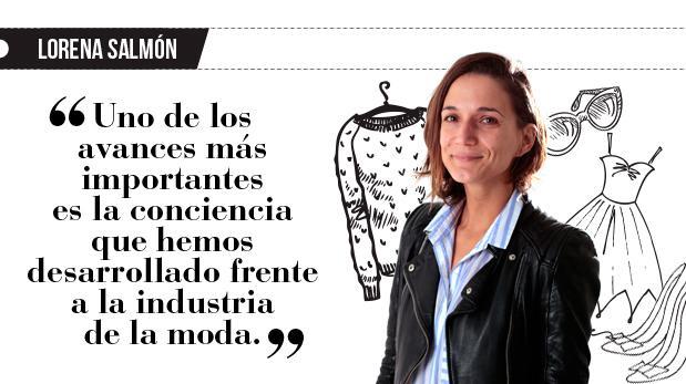 """Lorena Salmón: """"Lo mejor para el 2016"""""""
