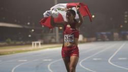 Inés Melchor ganó carrera en Colombia por tercer año seguido