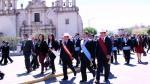 Cajamarca celebró hoy 162 años de creación departamental - Noticias de porfirio medina