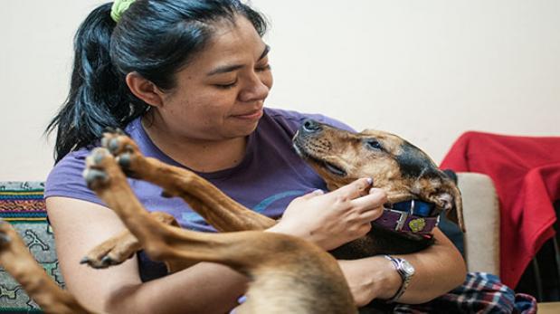 Alba y Rosario: amor y rescate