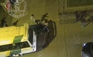 VIDEO: chofer de 'Chosicano' dio brutal golpiza a discapacitado