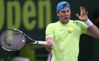 Rival de Nadal en semifinales escapó de la guerra en Ucrania