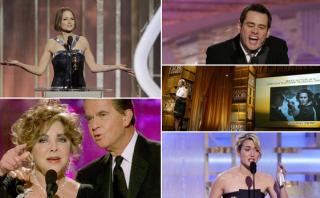 Globos de Oro: Diez momentos inolvidables de esta premiación
