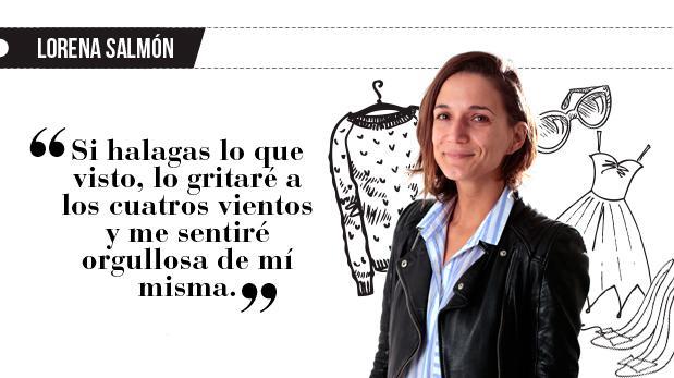 """Lorena Salmón: """"Información extra"""""""