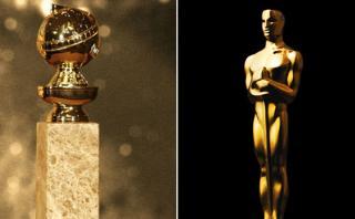 Globos de Oro vs. premios Oscar: ¿cuál es la gran diferencia?