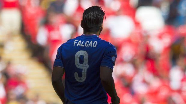 Falcao seguirá en el Chelsea: Mónaco rechazó su regreso