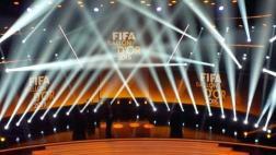 Balón de Oro: mira en 20 segundos la construcción del escenario