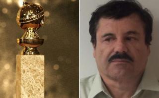 El Chapo Guzmán resuena en la alfombra de los Globos de Oro