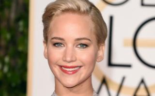 Globos de Oro: Jennifer Lawrence es la Mejor actriz de comedia