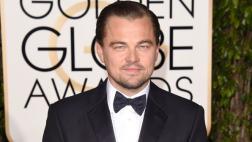 """Globos de Oro: Leonardo Dicaprio ganó por """"The Revenant"""""""