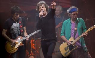 "Rolling Stones ""en shock"" tras muerte de David Bowie"
