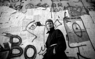 """Alemania: """"David Bowie ayudó a derribar el Muro de Berlín"""""""