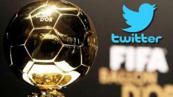 Twitter: así se vive la previa de la entrega del Balón de Oro