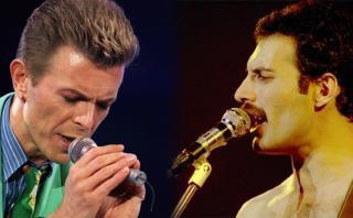 Escucha a David Bowie y Freddie Mercury en un dueto a capela