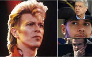 David Bowie: deportistas se despidieron de cantante británico
