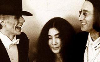 """David Bowie y John Lennon, """"intelecto y talento"""" similares"""