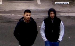 Aparecen primeras imágenes de terrorista tras ataques de París