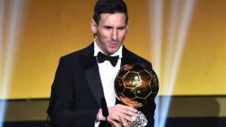 Lionel Messi ganó su quinto Balón de Oro [VIDEO]
