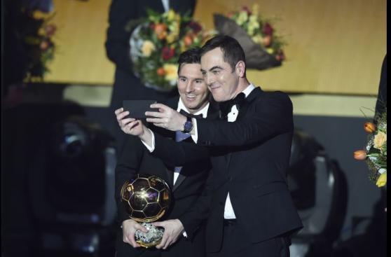 Balón de Oro 2015: las mejores imágenes de la premiación