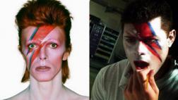 WWE: Stardust rindió así homenaje al fallecido David Bowie