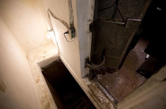 Atrás de un espejo: el último túnel de El Chapo Guzmán [FOTOS]