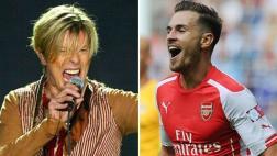 ¿Maldición? Culpan a jugador Ramsey por muerte de David Bowie