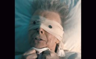 """""""Lazarus"""", último videoclip de David Bowie es lo más buscado"""