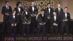 Balón de Oro: ¿Por quiénes votaron Messi, Cristiano y Neymar?