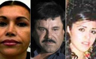 Las mujeres del narco mexicano Joaquín El Chapo Guzmán