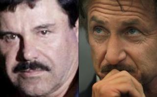 Defensa de El Chapo dice que Sean Penn debería testificar
