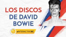 ¿Cuál es el mejor disco de David Bowie? [INTERACTIVO]