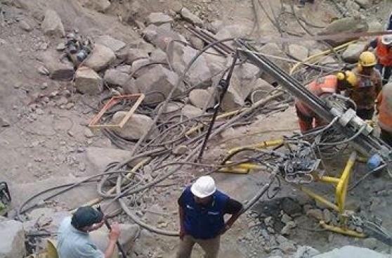 El Niño: así se colocan las mallas contra huaicos en Chosica