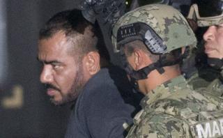 Abren proceso penal contra el jefe de seguridad de 'El Chapo'