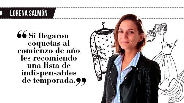 "Lorena Salmón: ""Verano a la mano"""