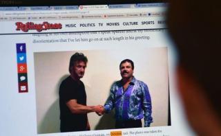 10 frases de Sean Penn sobre su entrevista a El Chapo Guzmán