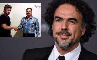 González Iñárritu defiende entrevista de Sean Penn con El Chapo