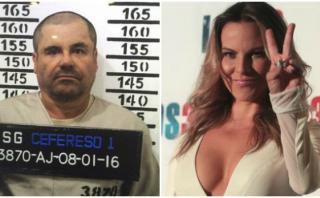 Kate del Castillo celebró fuga de El Chapo en julio, según SMS