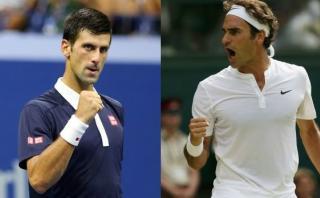 Djokovic y Federer avanzan en inicio del Abierto de Australia