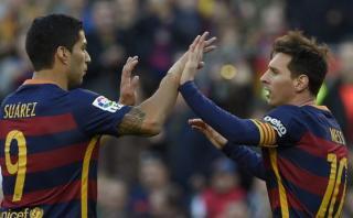Barcelona sin 'MSN': ¿sin Messi y Suárez en Copa del Rey?