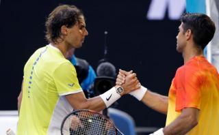 Sorpresa en Australian Open: Nadal eliminado en primera ronda