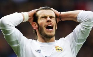 Gareth Bale sufrió su sexta lesión de sóleo en Real Madrid